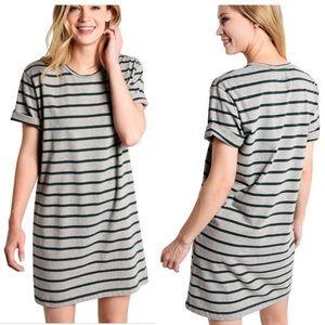 Current / Elliot Sailor Tee Dress Sz 0 :: FF11